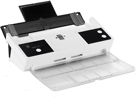 Digitize your paper documents in one click with the DematBox from Sagemcom